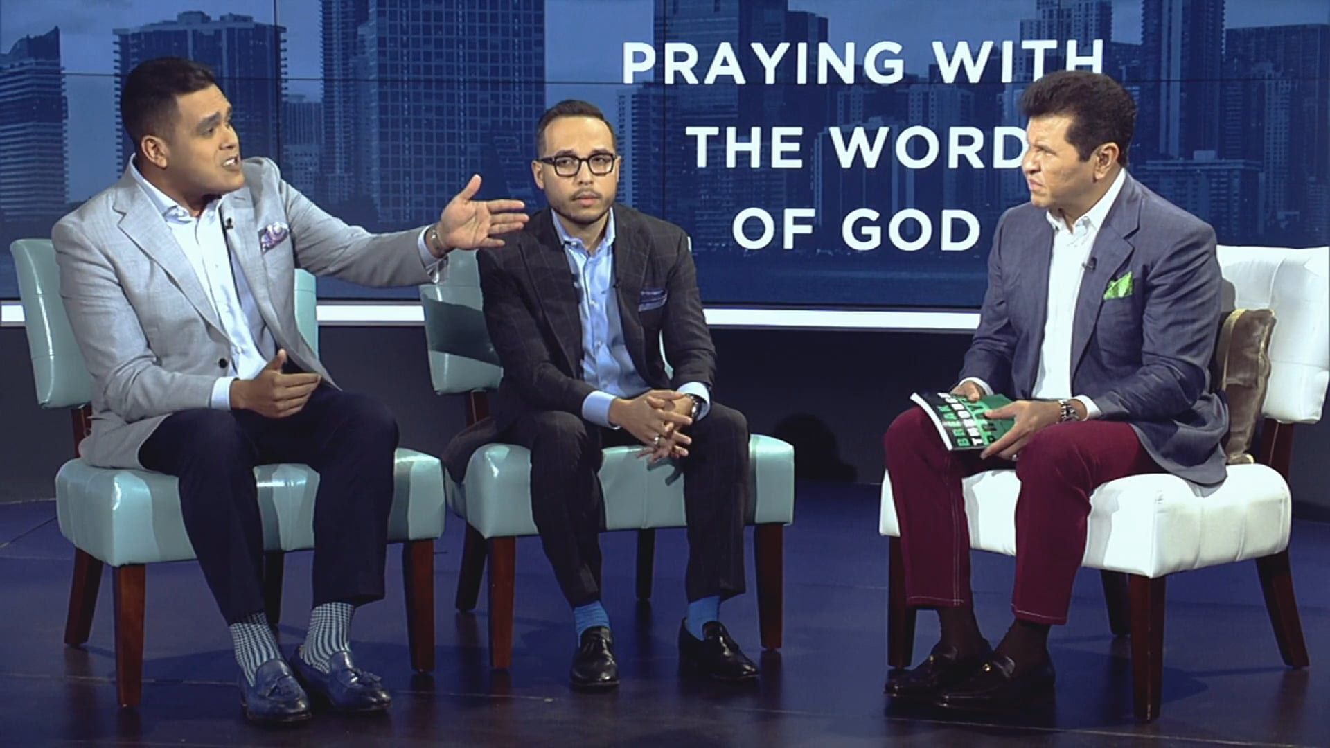 Watch Praying With The Word of God