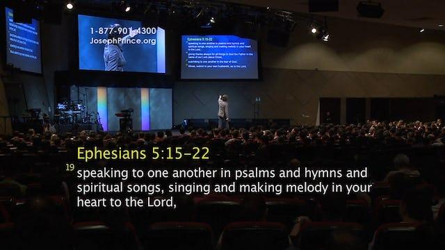 Praise Opens The Door To Grace Part 1