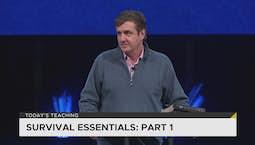 Video Image Thumbnail:Survival Essentials Part 1