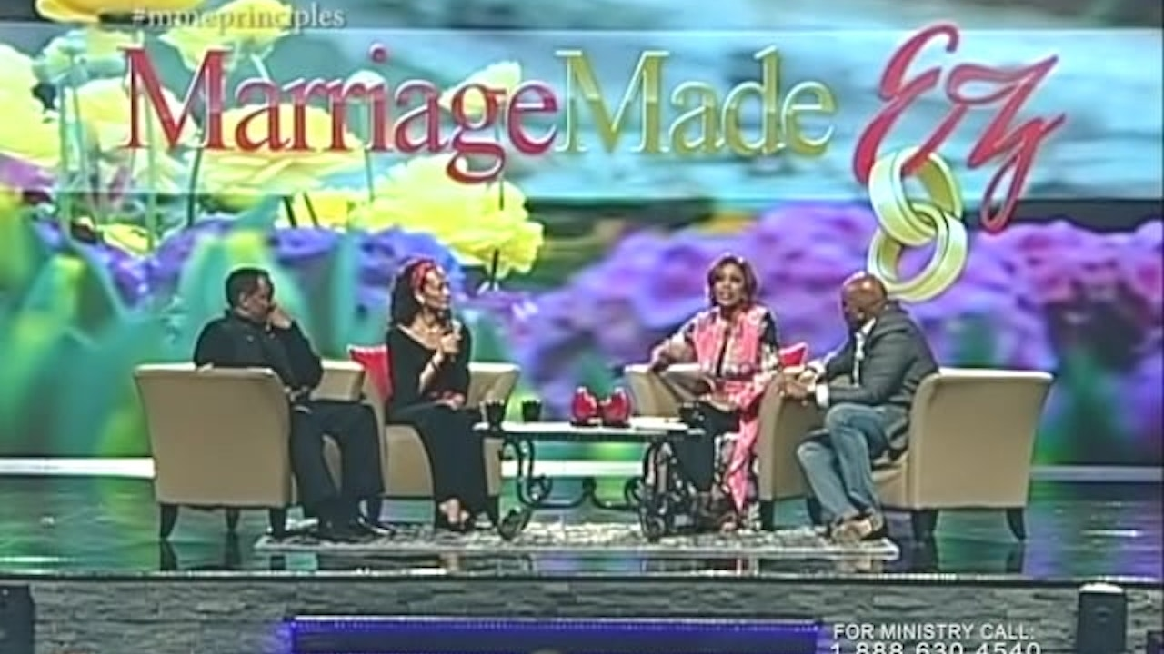 Watch Marriage Made EZ: The Donnie and Pam Simpson Story Part 2