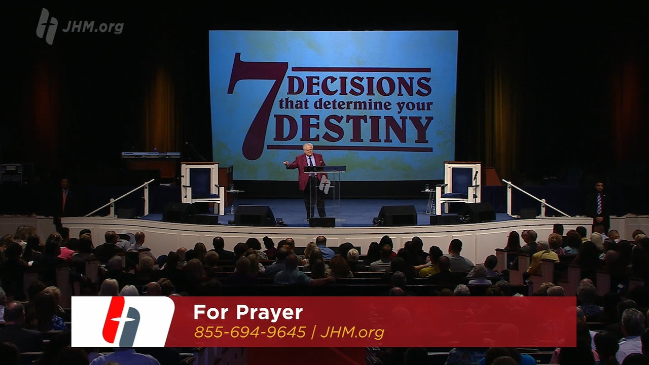 Watch 7 Decision That Determine Your Destiny: The Decision To Prayer With Power