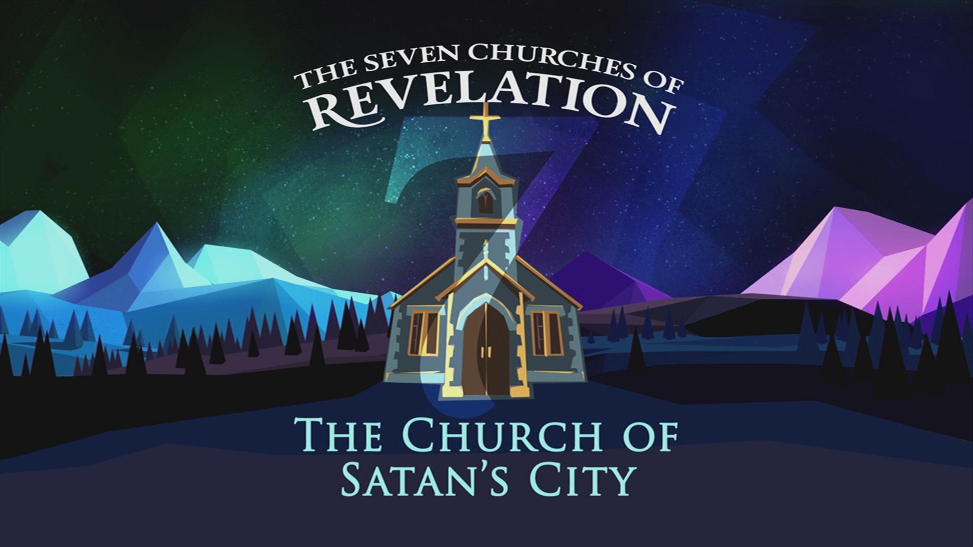 The Church of Satan's City