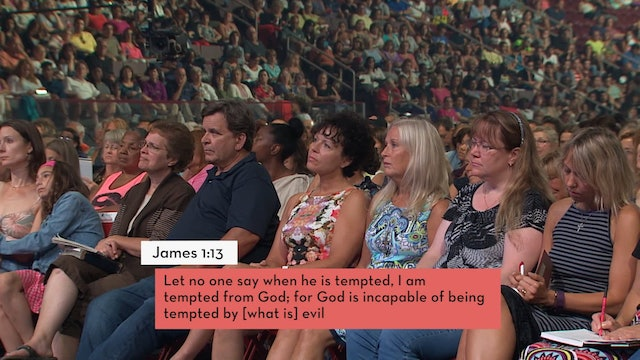 Why Does God Allow Temptation?