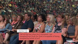Video Image Thumbnail: Why Does God Allow Temptation?