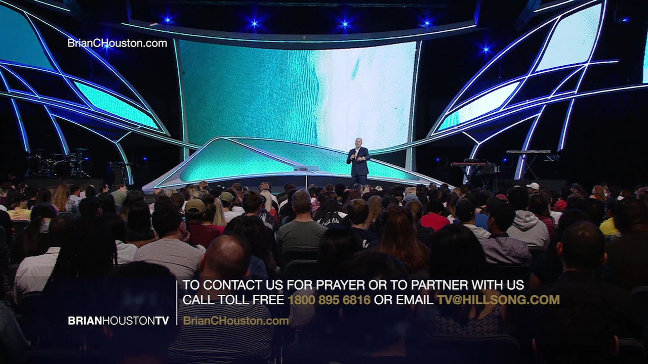 Watch Brian Houston @ Hillsong TV