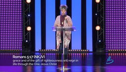 Video Image Thumbnail:Grace For The Pace: Reign In Life