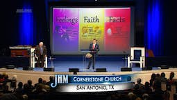 "Video Image Thumbnail:Matthew Hagee, ""Feelings, Faith & Facts: No Place To Hide"" Part 1"
