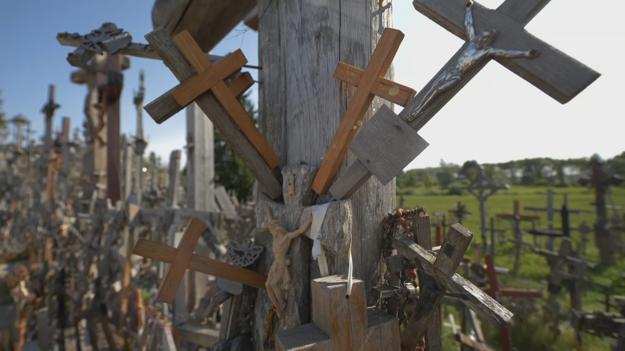 Watch Hill of Crosses