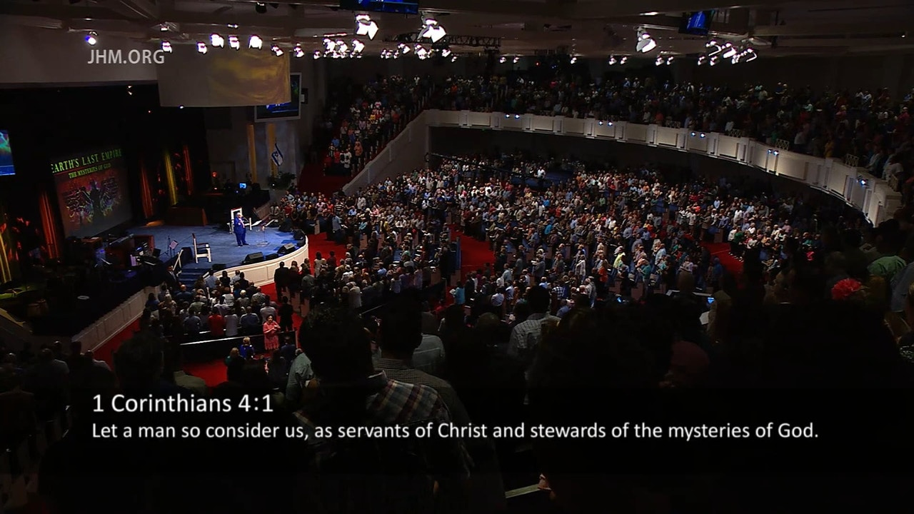 Watch The Mysteries of God