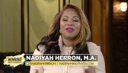Video Image Thumbnail:Nadiyah Herron | How Smart Women Navigate The Single Life