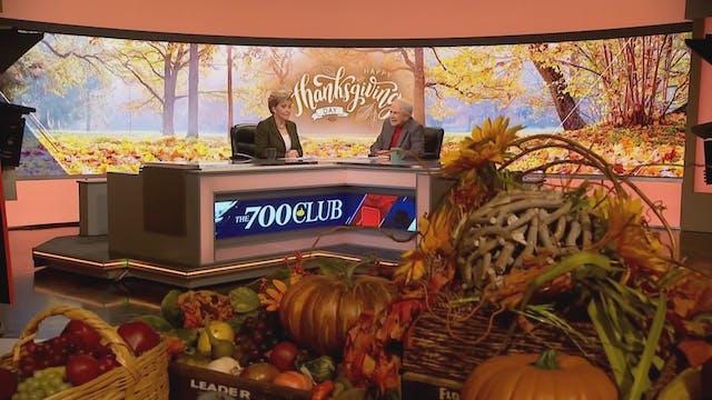 The 700 Club   November 26, 2020