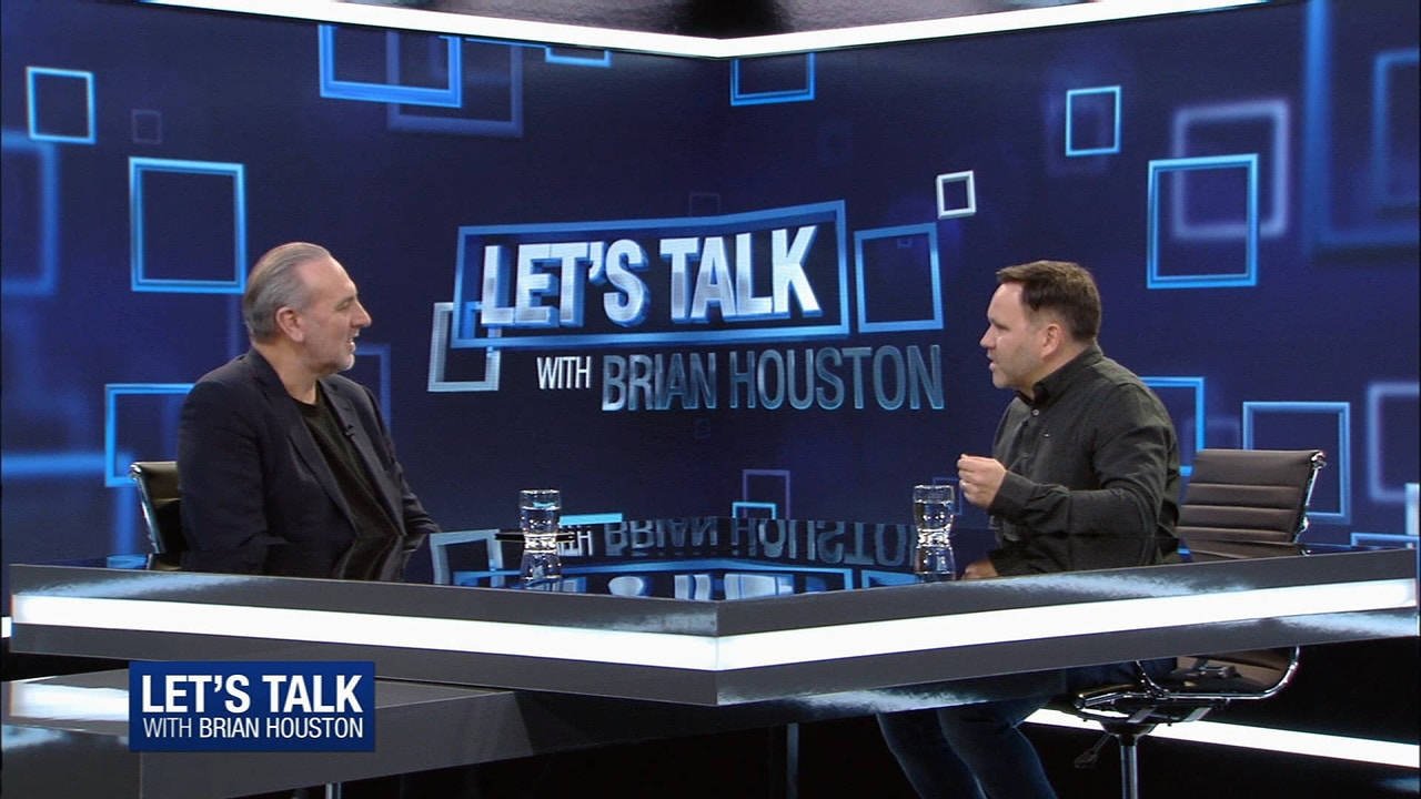 Watch Let's Talk with Brian Houston