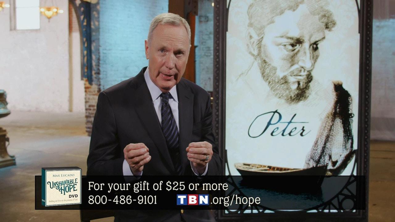 Watch Peter, Holy Spirit | Episode 12