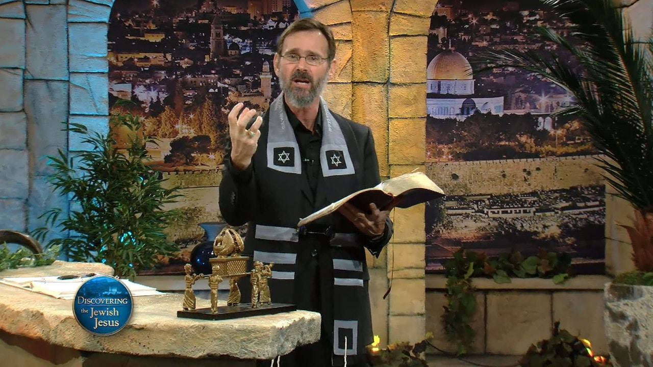 Watch Decrypting the Book of Revelation Season 3: The Scroll