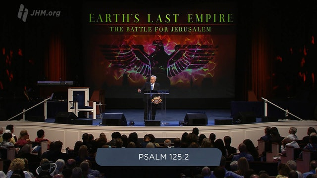 Earth's Last Empire: The Battle for Jerusalem & The King is Coming Back