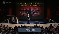 Video Image Thumbnail:Earth's Last Empire: The Battle for Jerusalem & The King is Coming Back