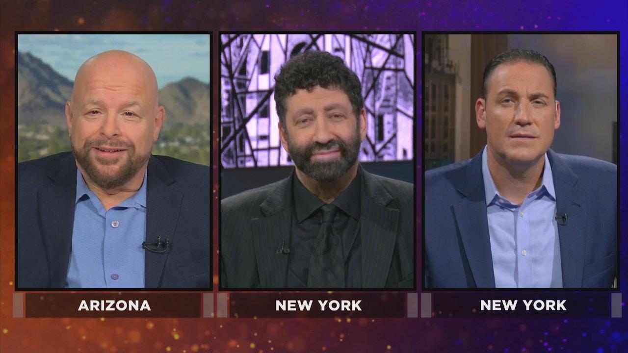 Watch Praise | Jonathan Cahn and Jonathan Bernis | September 17, 2020