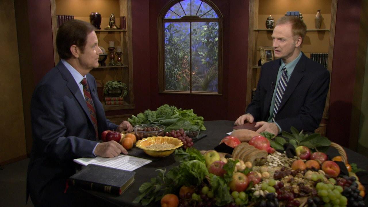 Watch Guest Dr.John Westerdahl | Healing Foods of the Bible