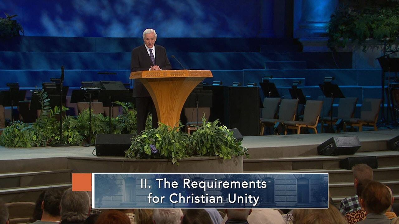 Watch The Joy of Unity