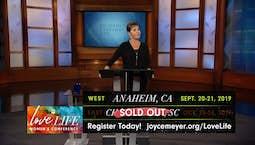 Joyce Meyer: Enjoying Everyday Life | TBN
