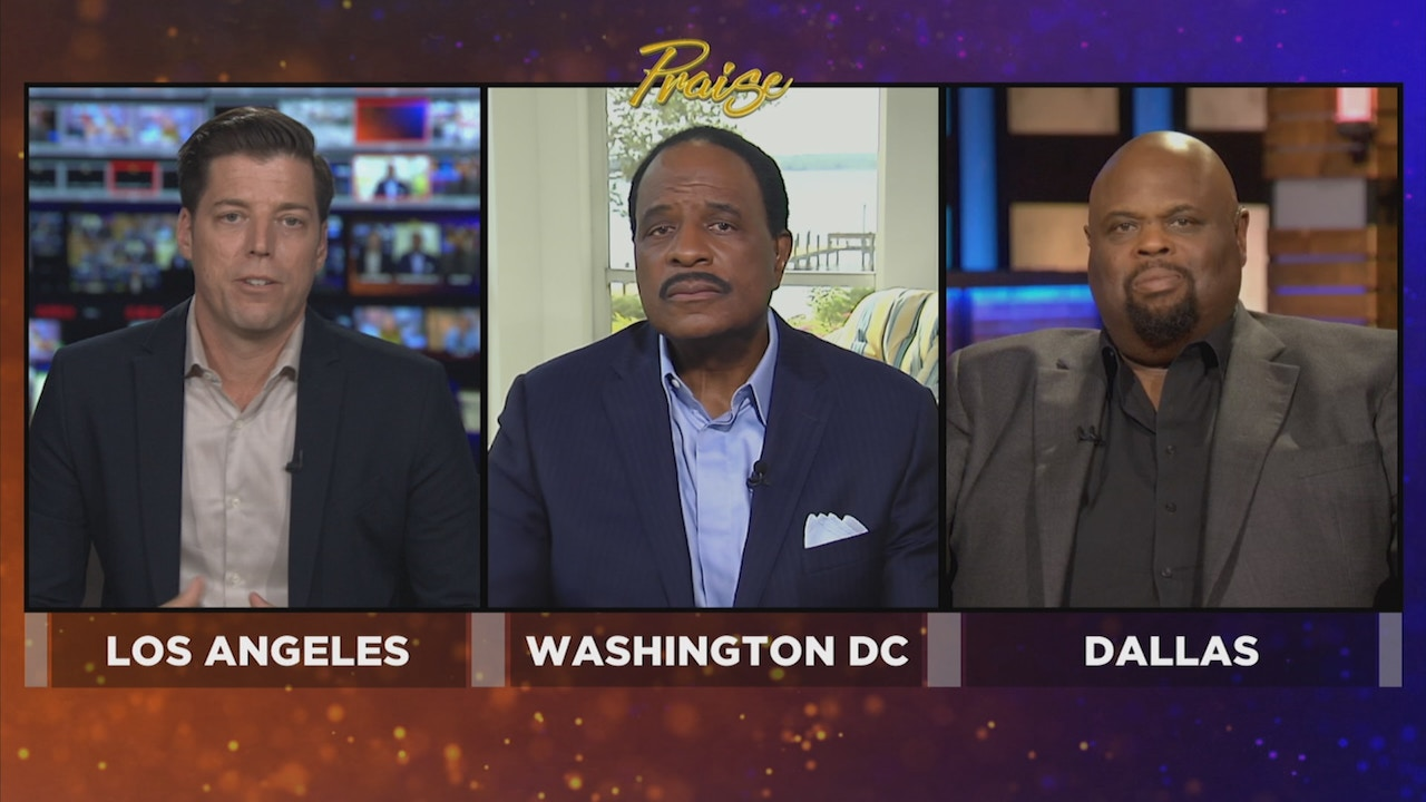 Watch Praise | Rick Rigsby and James Brown | June 22, 2020