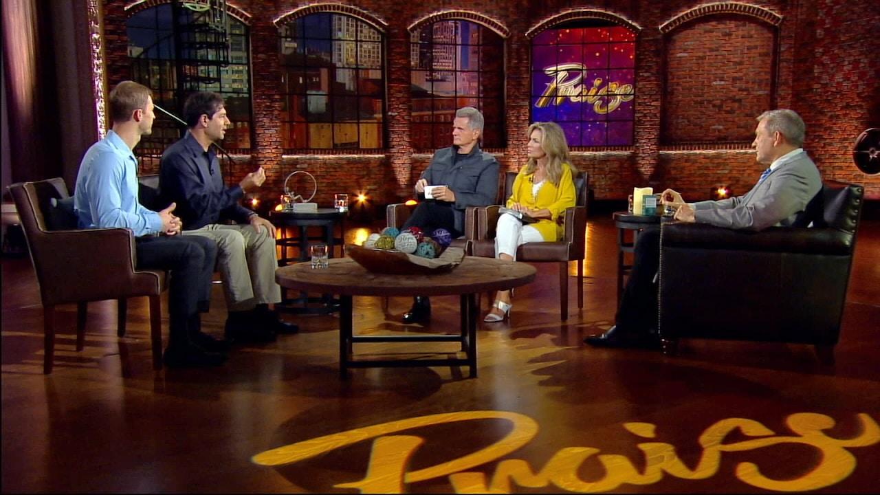 Watch Praise | Jordan Rubin, Josh Axe, and Tom Newman | September 6, 2019