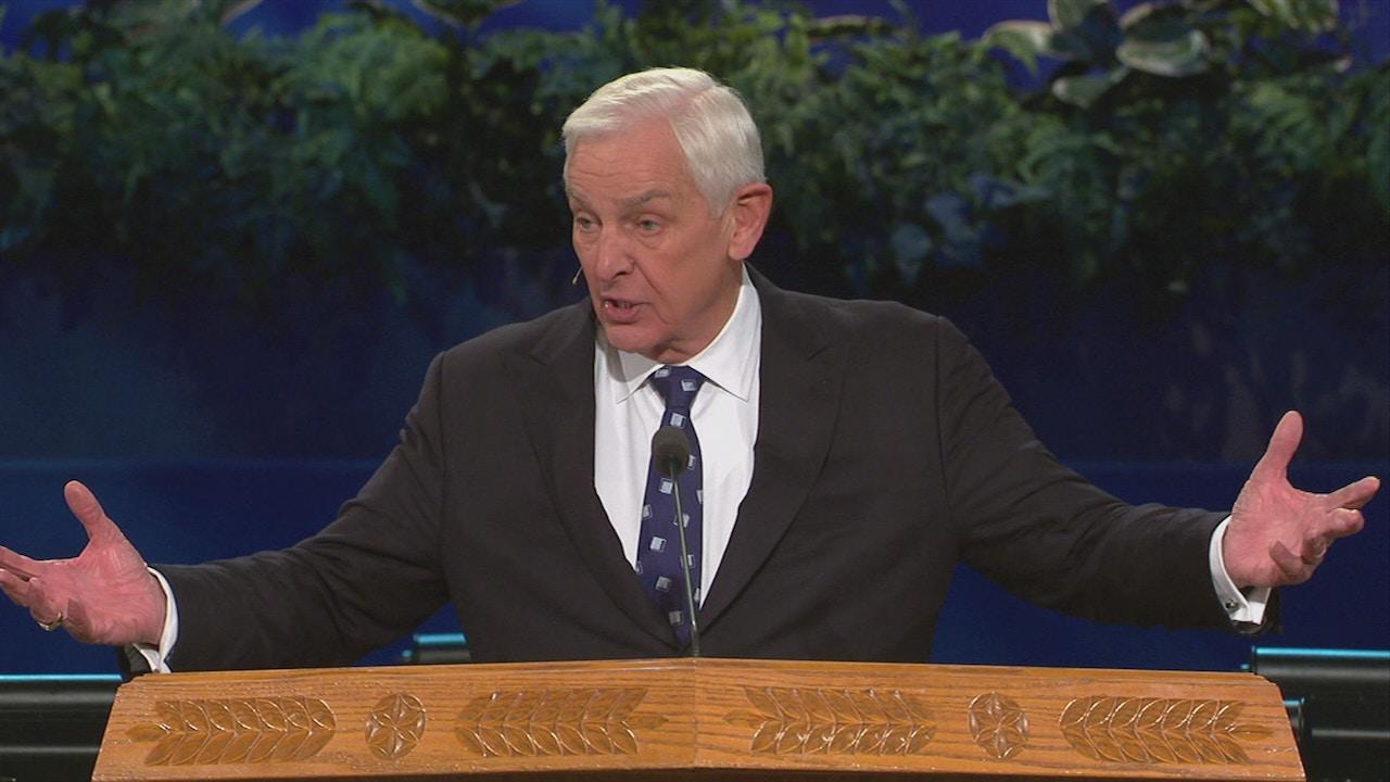 Watch Is He Seeking Us or Are We Seeking Him?