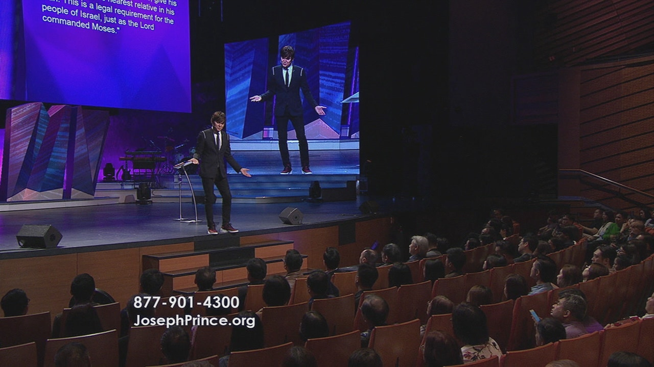 Watch Boldness To Inherit Every Blessing Part 3