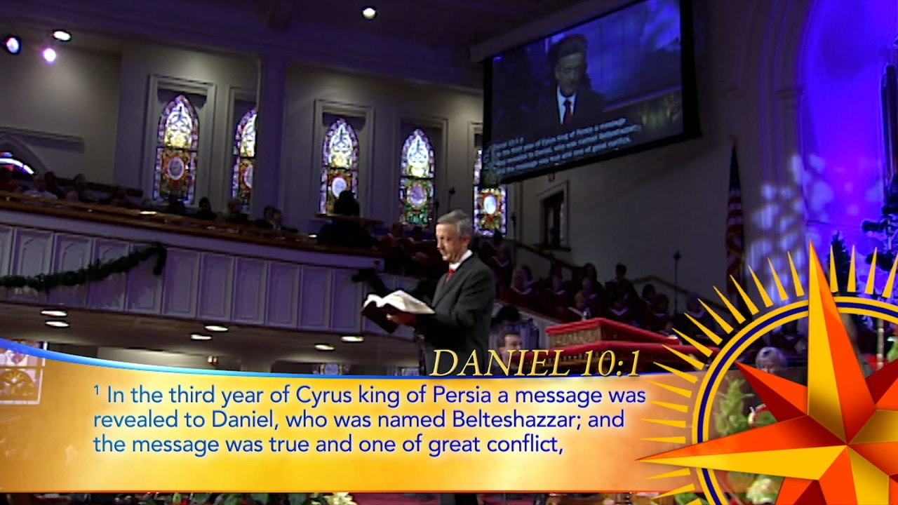 Watch Daniel: Courageous Living In A Pagan World