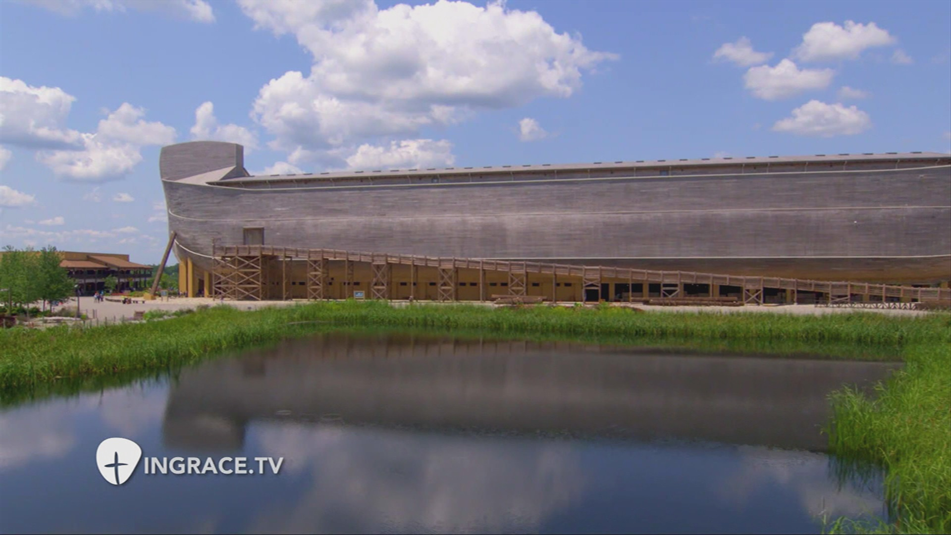 A Tour of Noah's Ark with Bodie Hodge Part 2
