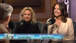 Video Image Thumbnail:Guests Charlotte & Karen Pence, Phil Robertson