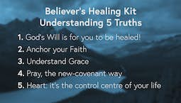 Video Image Thumbnail:Believer's Healing Kit Part 3