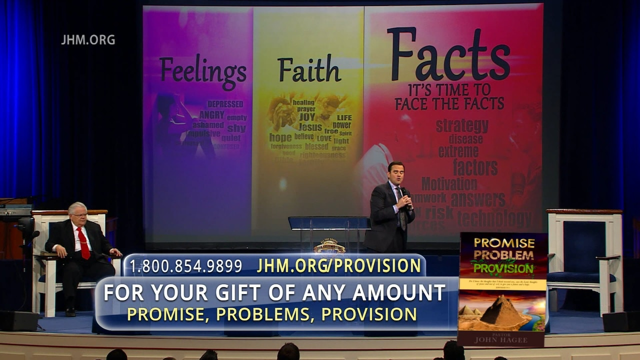 Watch Feelings, Faith & Facts: It's Time to Face the Facts