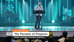 Video Image Thumbnail:The Paradox of Progress Part 2