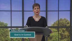 Video Image Thumbnail:God Is In Control