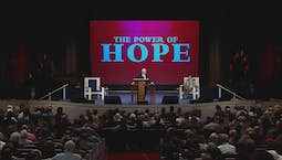 Video Image Thumbnail:The Power of Hope