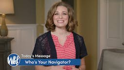 Video Image Thumbnail: Ross Scheer | Who's the Navigator?