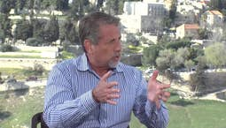 Video Image Thumbnail:Samuel Smadja hosts Tom Hughes, Amir Tsarfati and Bob Kopen from Jerusalem, I...