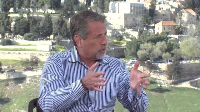 Samuel Smadja hosts Tom Hughes, Amir Tsarfati and Bob Kopen from Jerusalem, I...