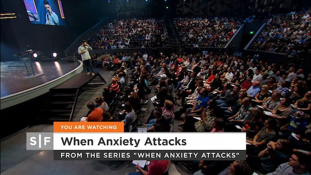 When Anxiety Attacks Part 2