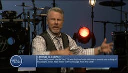 "Video Image Thumbnail:Back to the Altar with Pastor Glen Berteau, ""Take No Hostages"" Part 1"