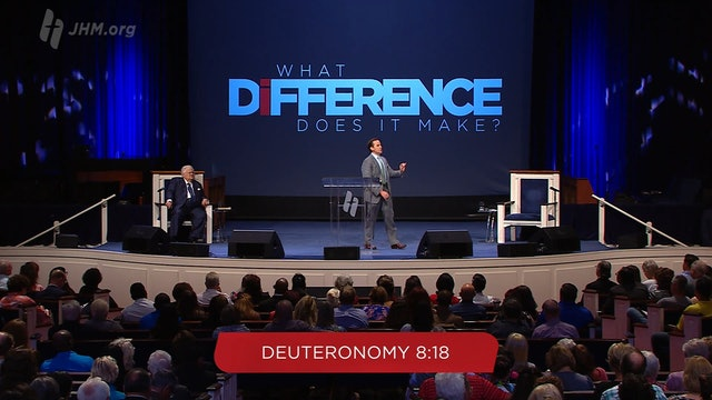 What Difference Does It Make?: Your Attitude Makes All the Difference