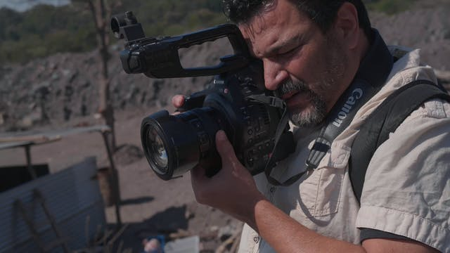 Filmmaker Eric Salguero