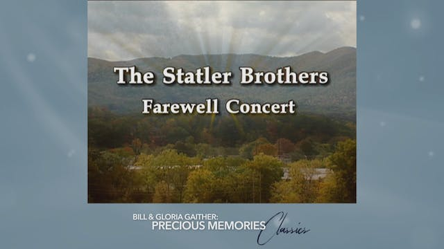 Slater Brothers Farewell Concert