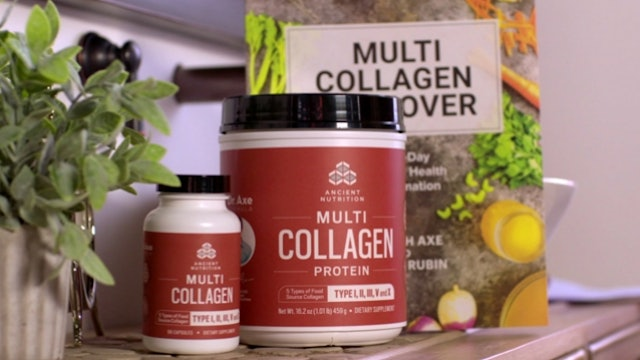 Jordan Rubin: Multi Collagen Protein