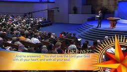 Video Image Thumbnail:VII Marks of Discipleship: The Heart of Discipleship