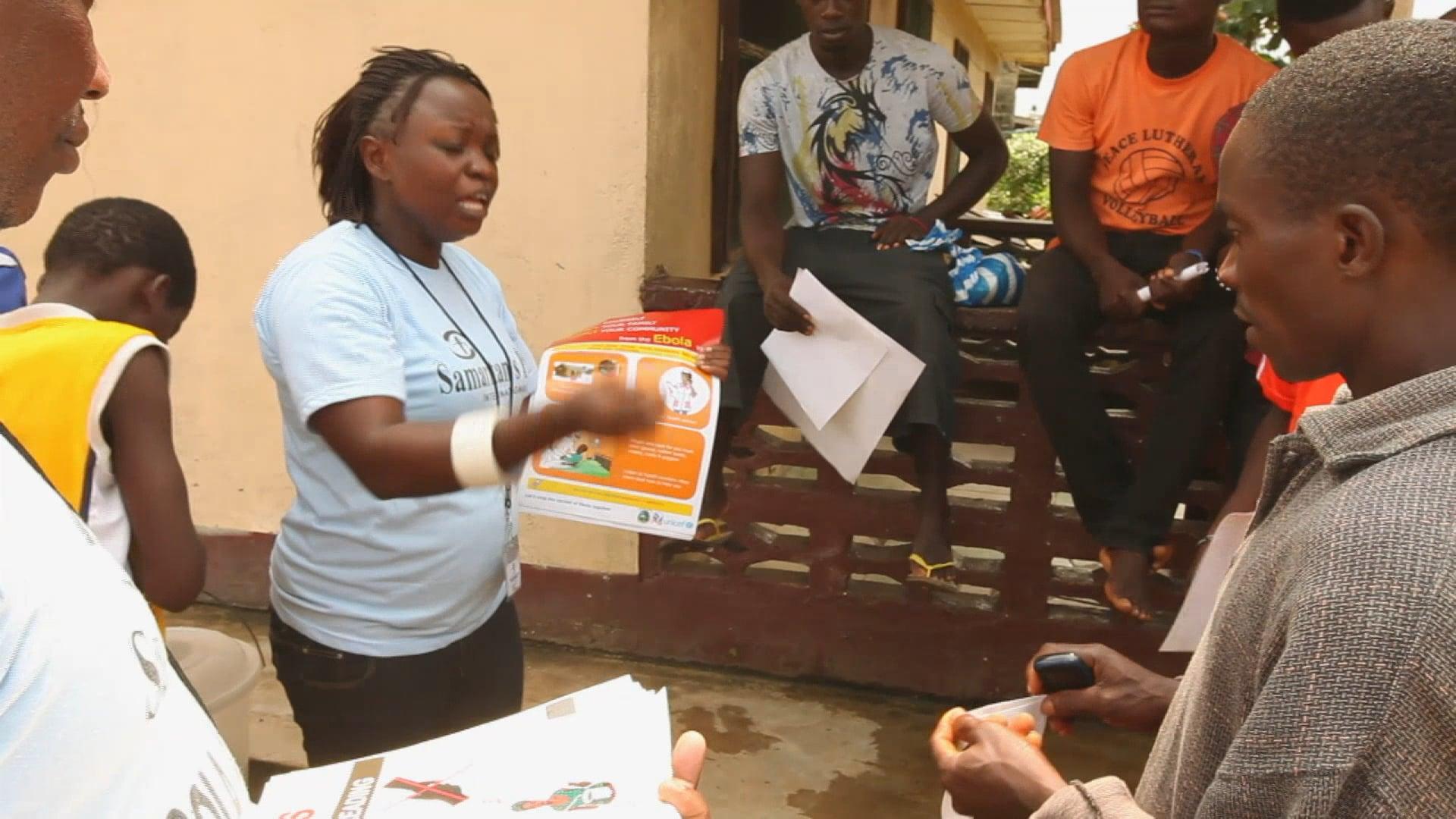 Samaritan's Purse In Liberia
