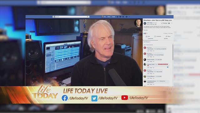 John Tesh | Relentless Hope