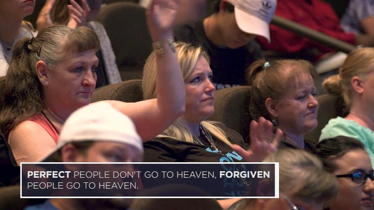 Watch Open Hand: Who Gets into Heaven?