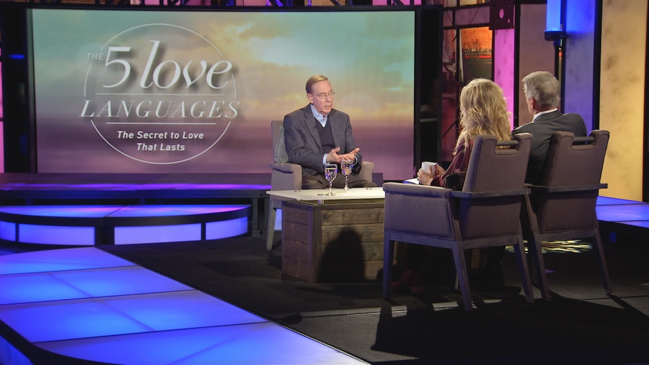 Watch Gary Chapman: The 5 Love Languages